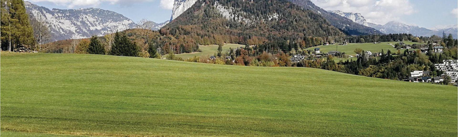 5 Fingers, Obertraun, Upper Austria, Austria