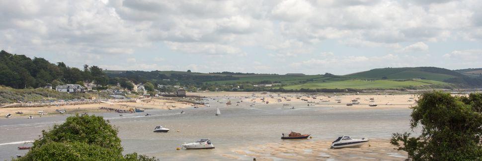 Rock, Cornwall, Englanti, Yhdistynyt Kuningaskunta