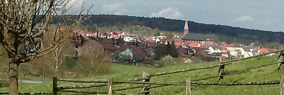 Odenwald, Beerfelden, Germany