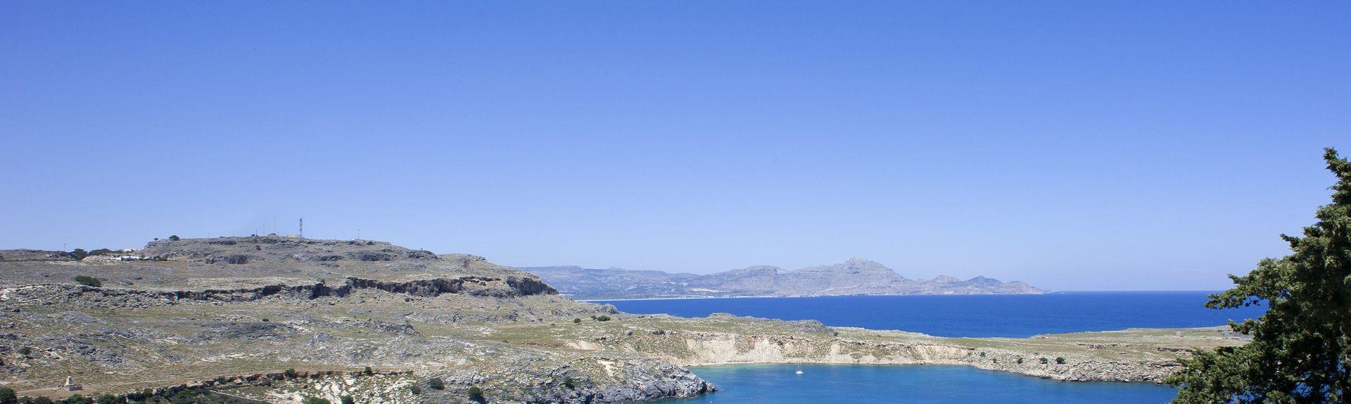 Gennadi, Egeanmeren saaret, Kreikka