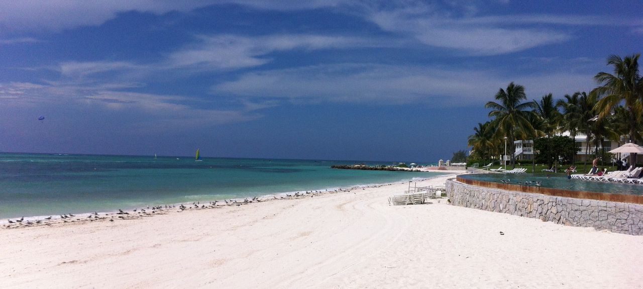 Lucaya Beach, Freeport, The Bahamas