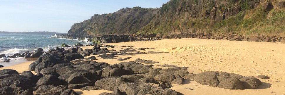 Mossy Point, Broulee, New South Wales, Australia