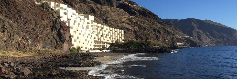 Teresitasin uimaranta, Santa Cruz de Tenerife, Kanariansaaret, Espanja