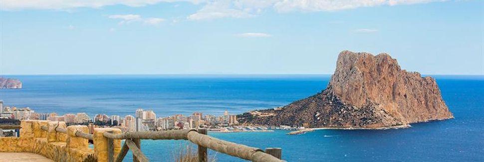 Puerto deportivo de Denia, Comunidad Valenciana, España