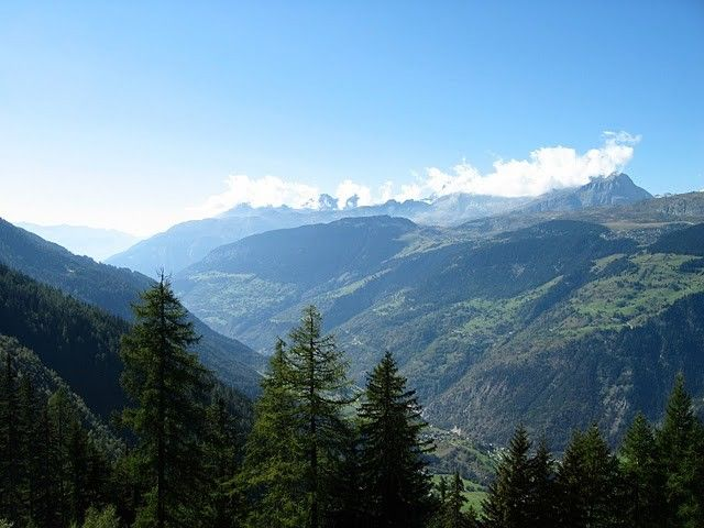 Riederalp, Valais, Switzerland