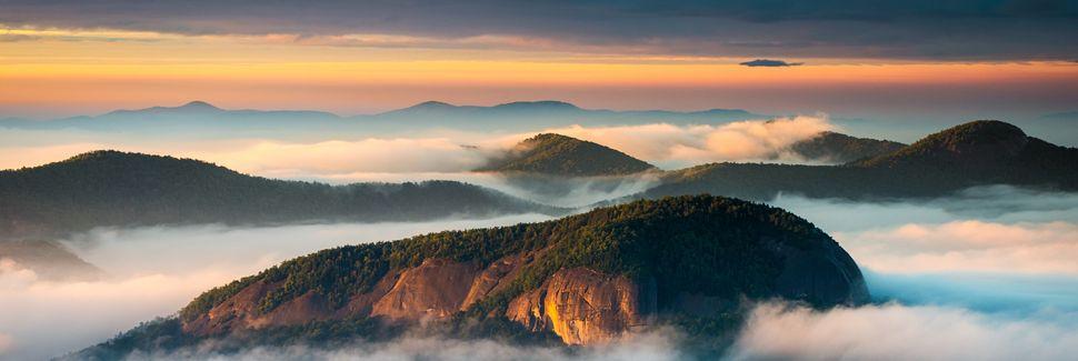 Wolf Laurel, Mars Hill, North Carolina, USA