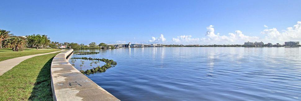 Mango Groves, Lake Worth, Floride, États-Unis d'Amérique