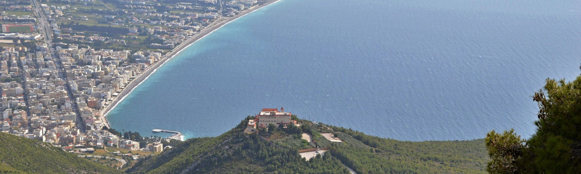 Soligia, Peloponnes, Griechenland