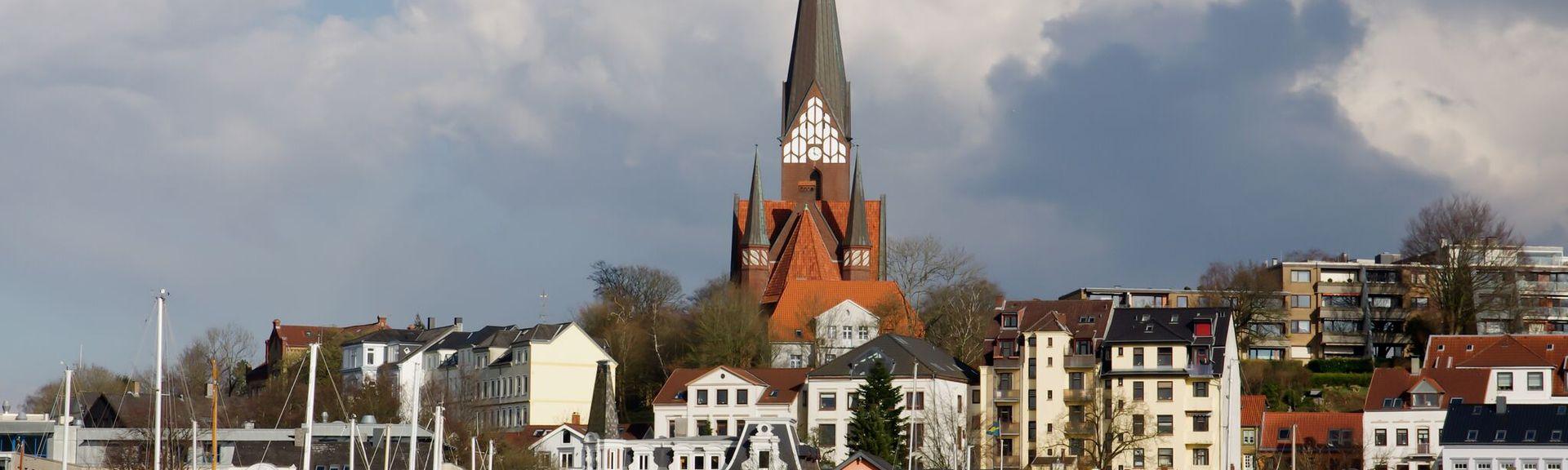 Flensburg, Szlezwik-Holsztyn, Niemcy