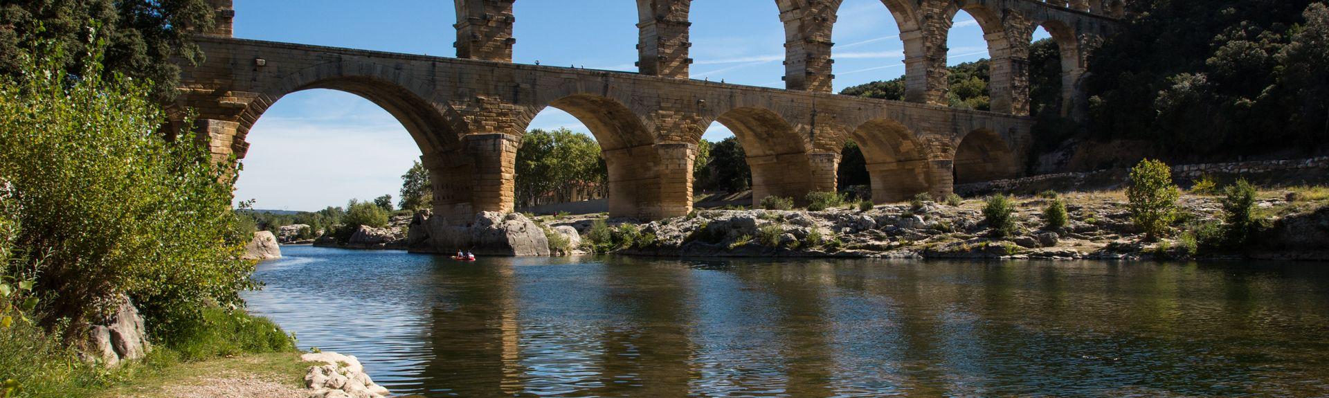Villeneuve-les-Avignon, Gard, França