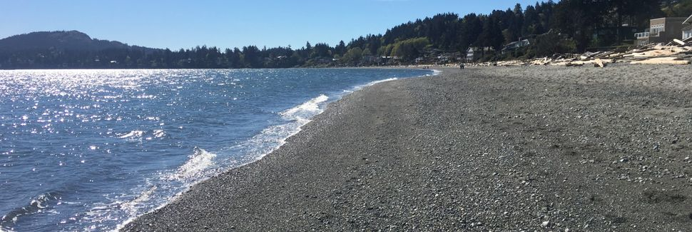Cordova Bay, Victoria, Columbia Británica, Canadá