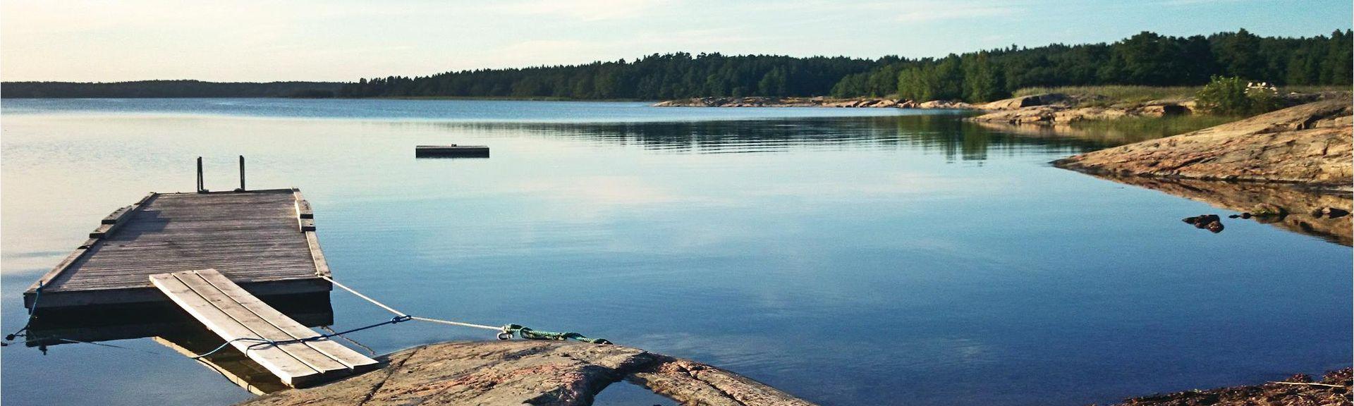 Söderköping Ö, Sweden
