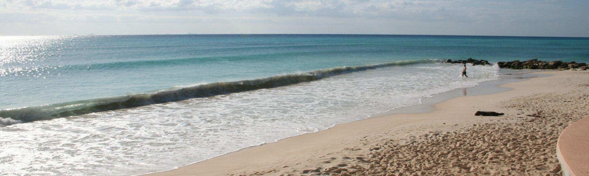 Xaman Ha, Playacar, Playa del Carmen, Q.R., Mexico