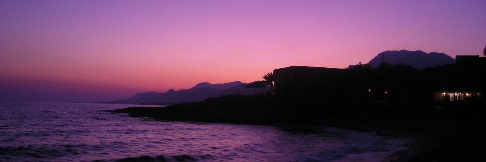 Mirsini, Sitia, Kreta, Griekenland