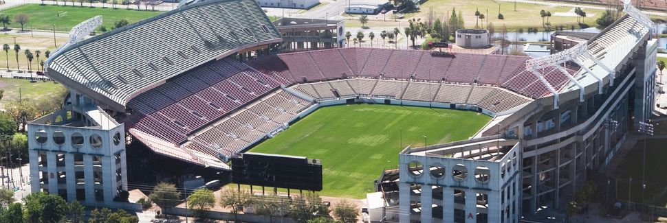 Stadio Camping World Stadium, Orlando, Florida, Stati Uniti d'America