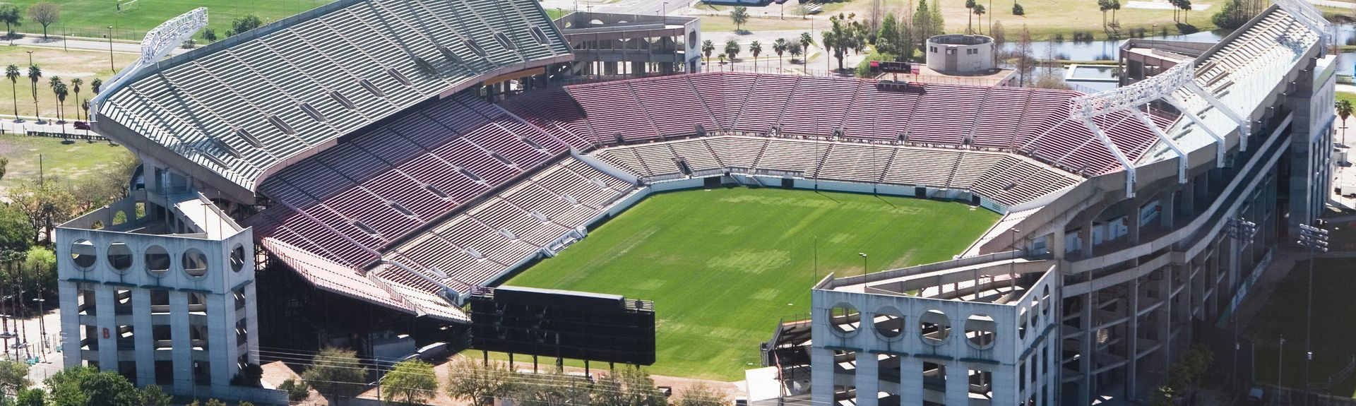 Camping World Stadium, Orlando, FL, USA