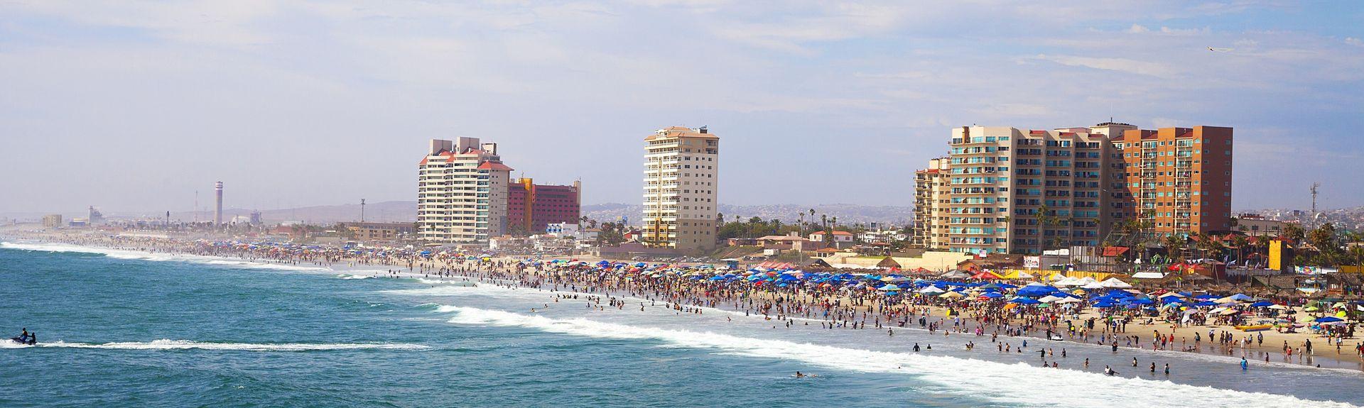 Tijuana, Basse-Californie du Nord, Mexique