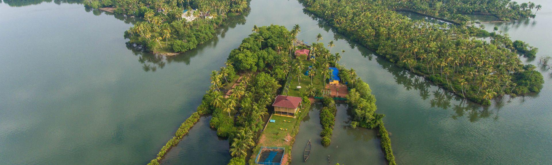 Kollam District, India