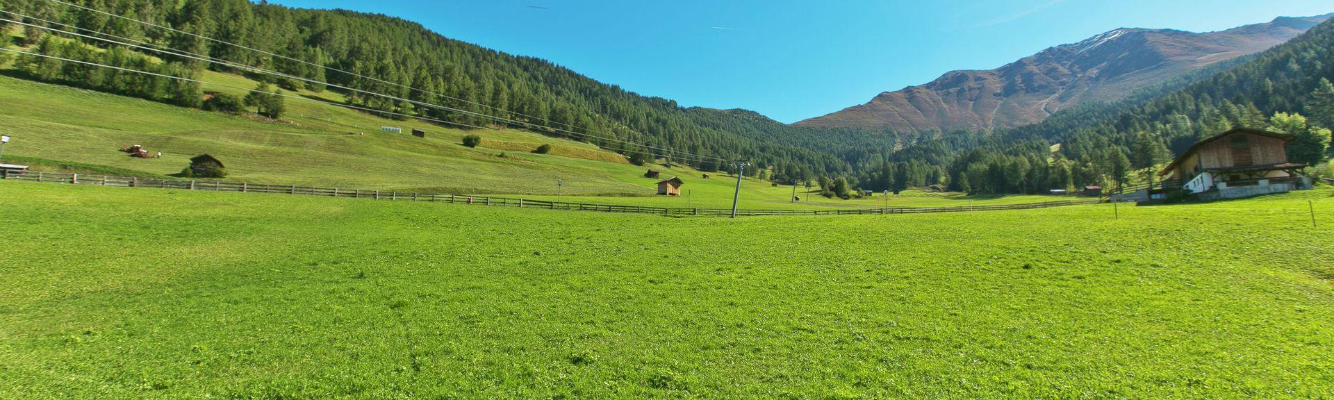 Ried im Oberinntal, Tirolo, Austria
