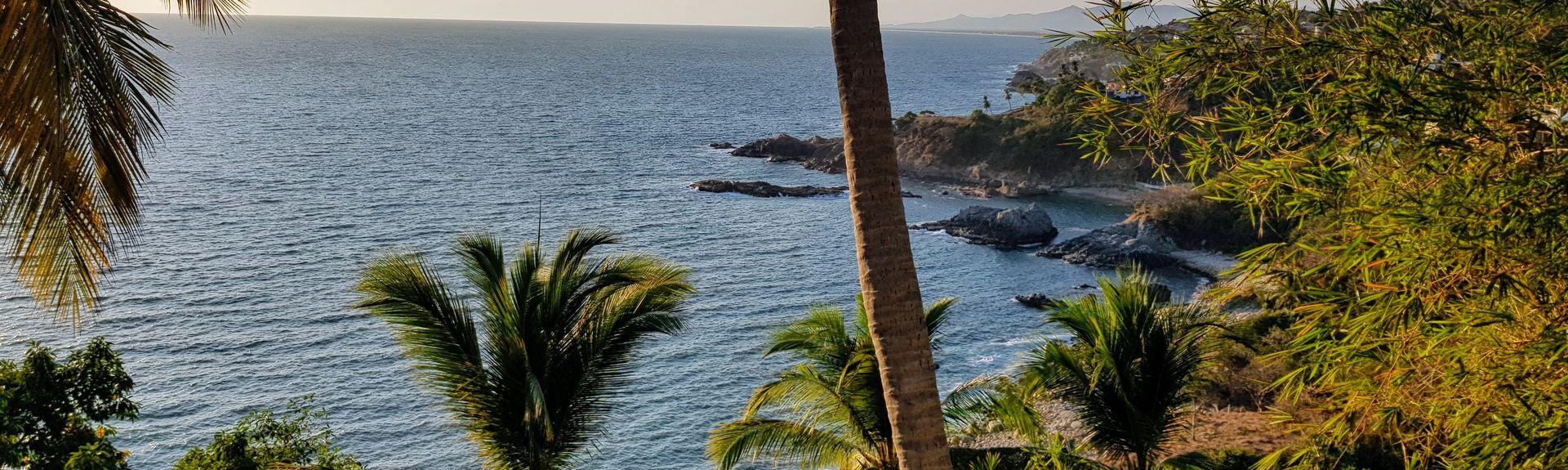 Luces Beach, Acapulco, Guerrero, Mexico