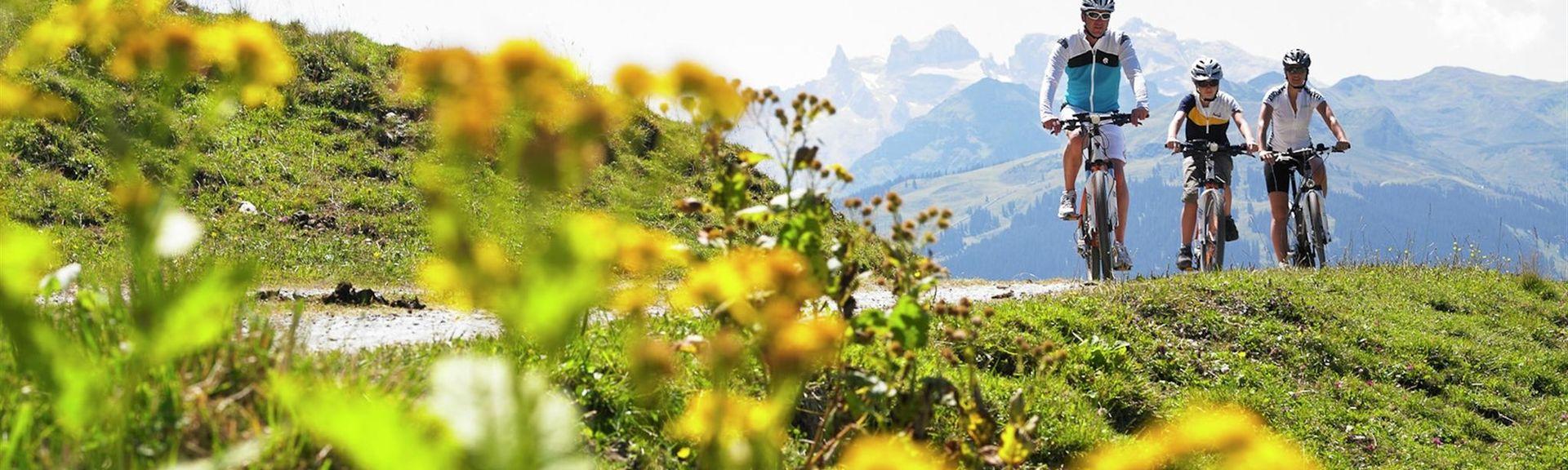 Sankt Anton im Montafon, Vorarlberg, Austria