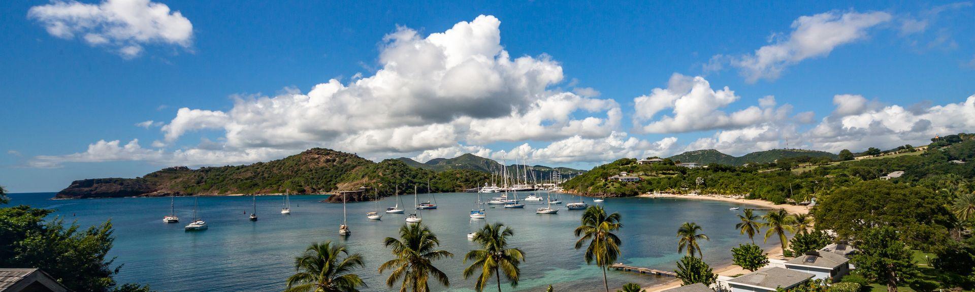 Darkwood Beach, Bolans, Antigua, Antigua and Barbuda