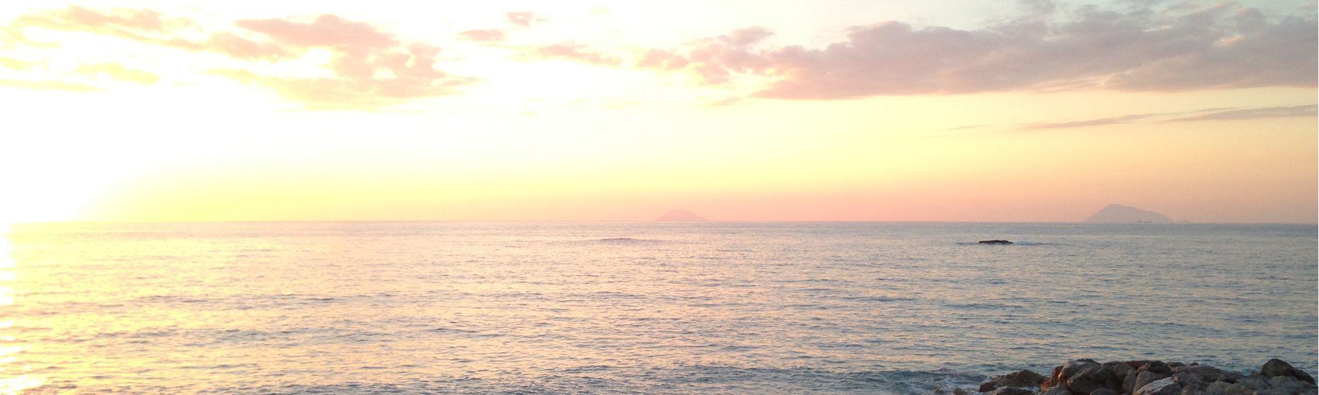 Messinan maakunta, Sisilia, Italia