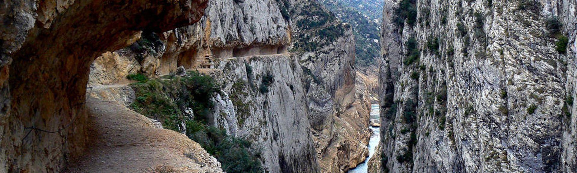 Benabarre, Huesca, Spain