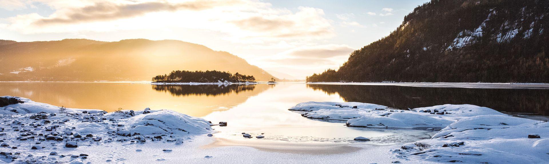 Åseral, Vest-Agder, Norway