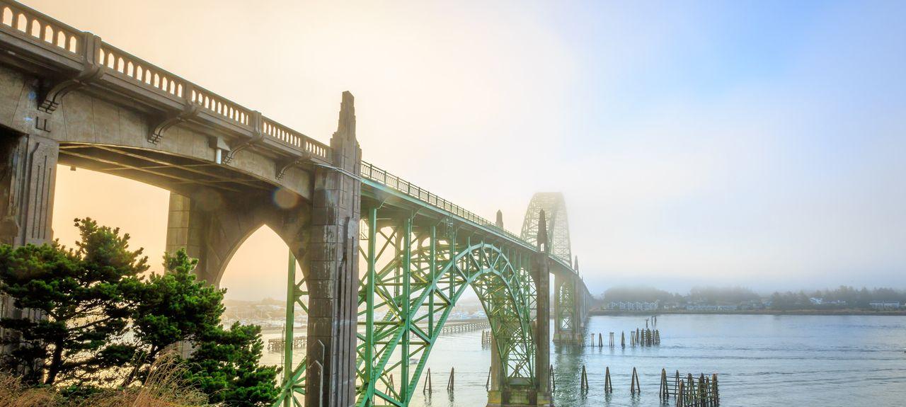 Central Oregon Coast, OR, USA