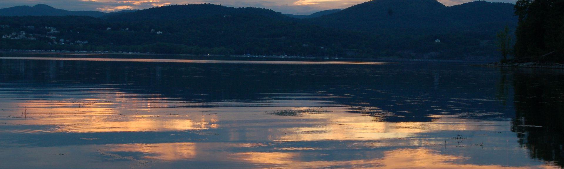 Lake Champlain Maritime Museum, Vergennes, Vermont, United States of America