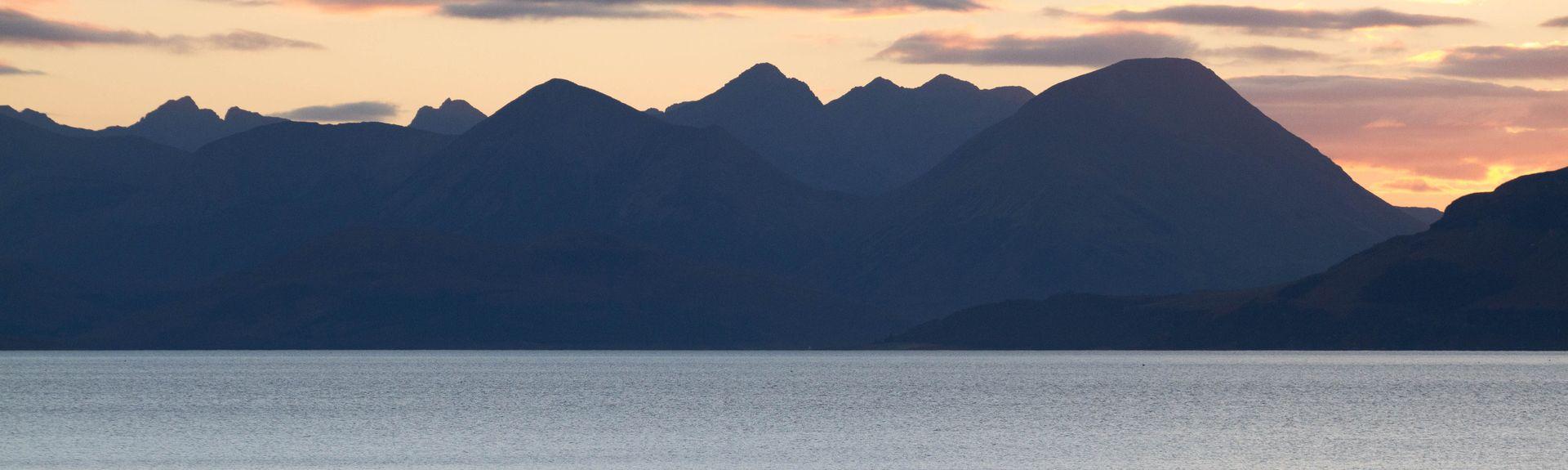 Isle of Raasay, Scotland, United Kingdom