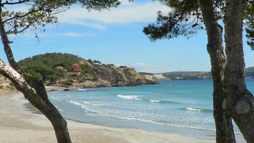 Cala Fornells, Islas Baleares, España