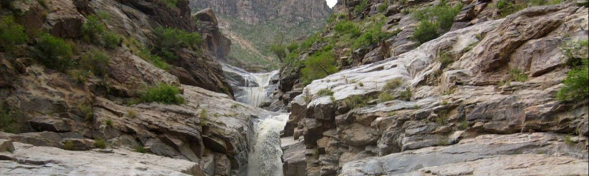 Ventana Canyon (Tucson, Arizona, USA)