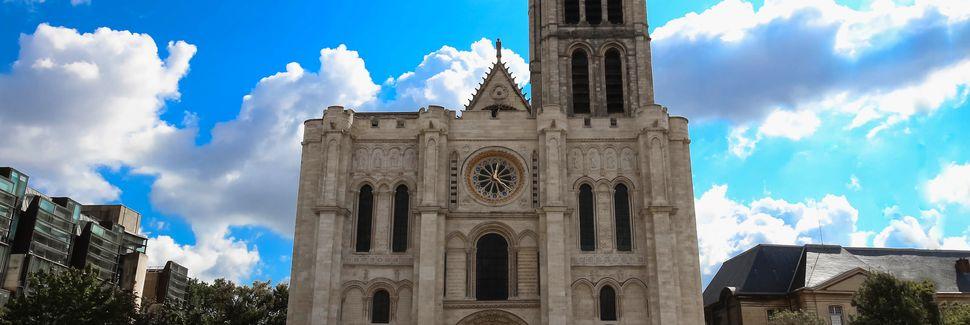 Saint-Denis, Isla de Francia, Francia