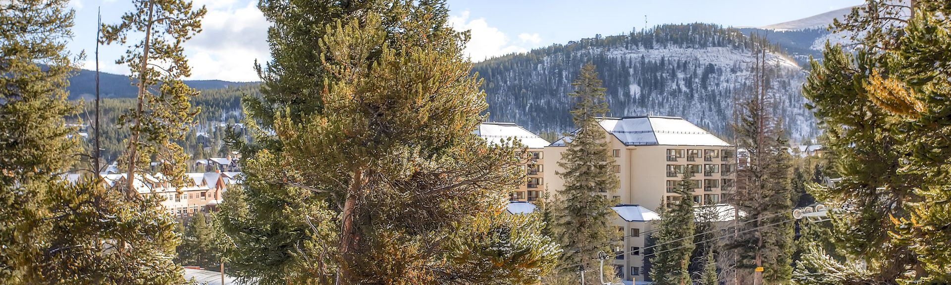 Cedars Townhomes, Breckenridge, CO, USA