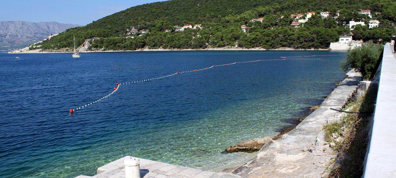 Bacvice Beach, Split, Split-Dalmatia County, Croatia