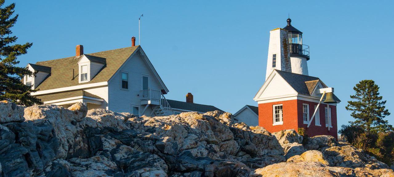 Pemaquid, Bristol, ME, USA