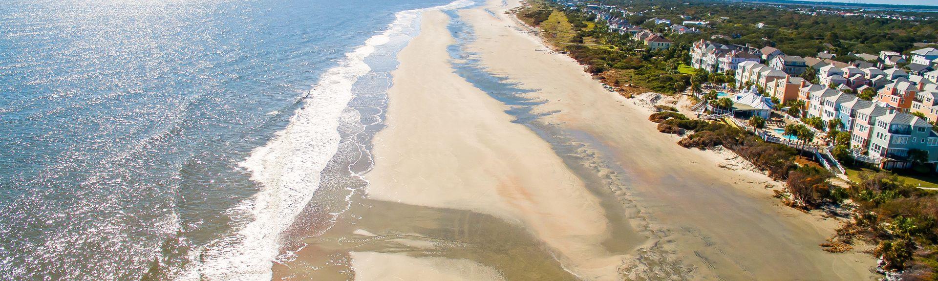Pelican Bay, Wild Dunes, Isle of Palms, SC, USA