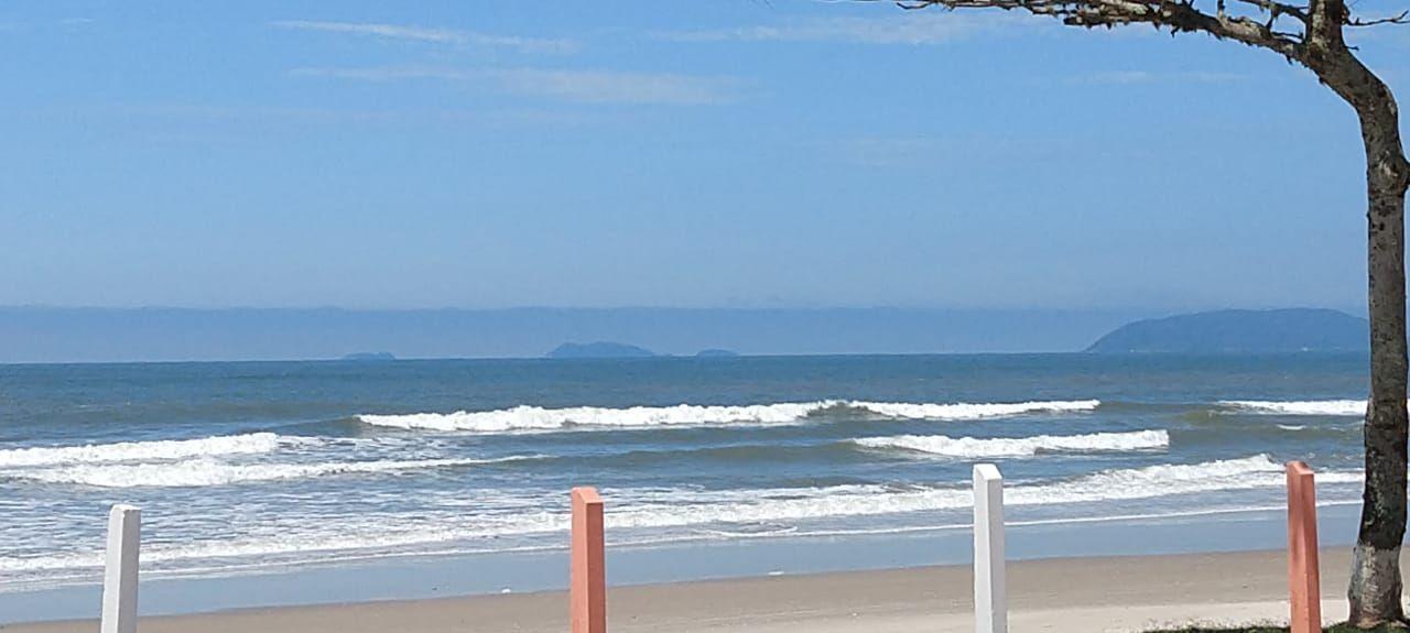 Strand van Guaratuba, Guaratuba, Paraná (staat), Brazilië