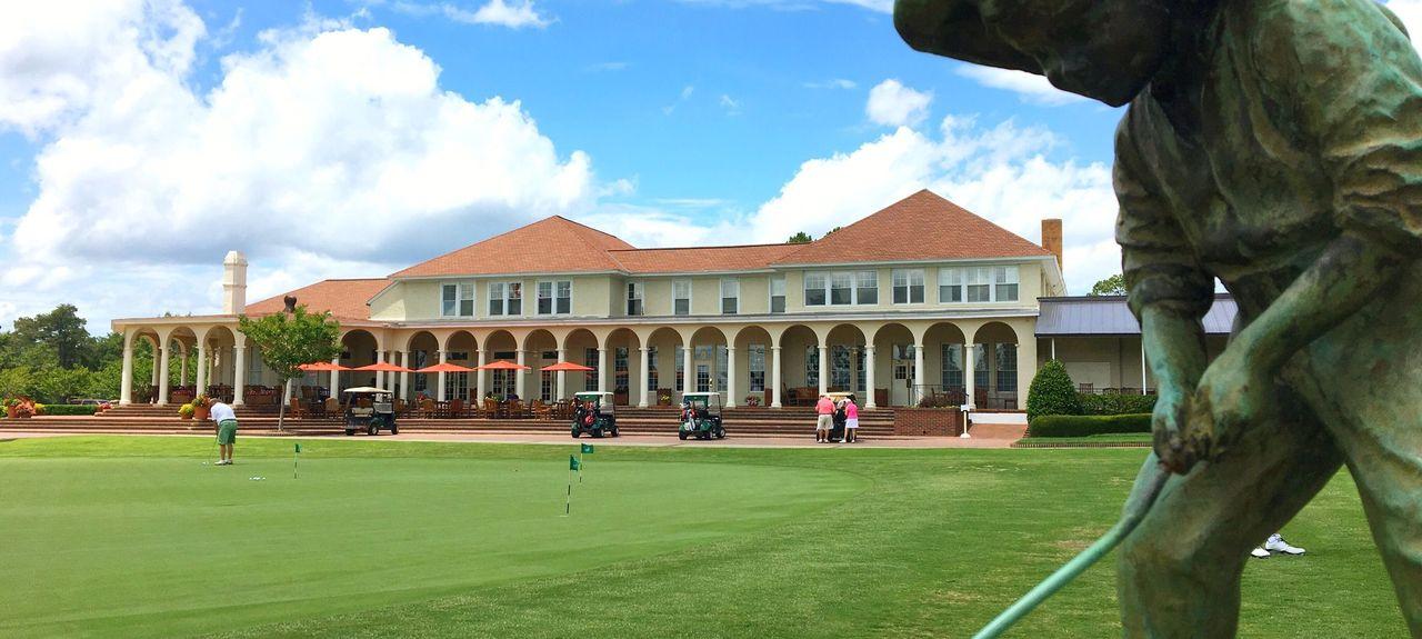 Pinehurst Resort, Pinehurst, North Carolina, United States