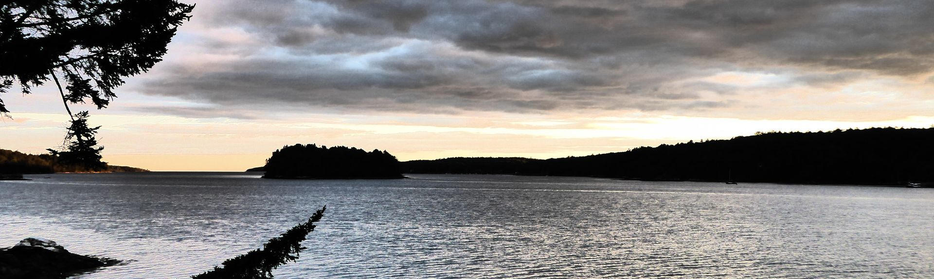 Damariscotta Lake, Jefferson, Maine, Estados Unidos
