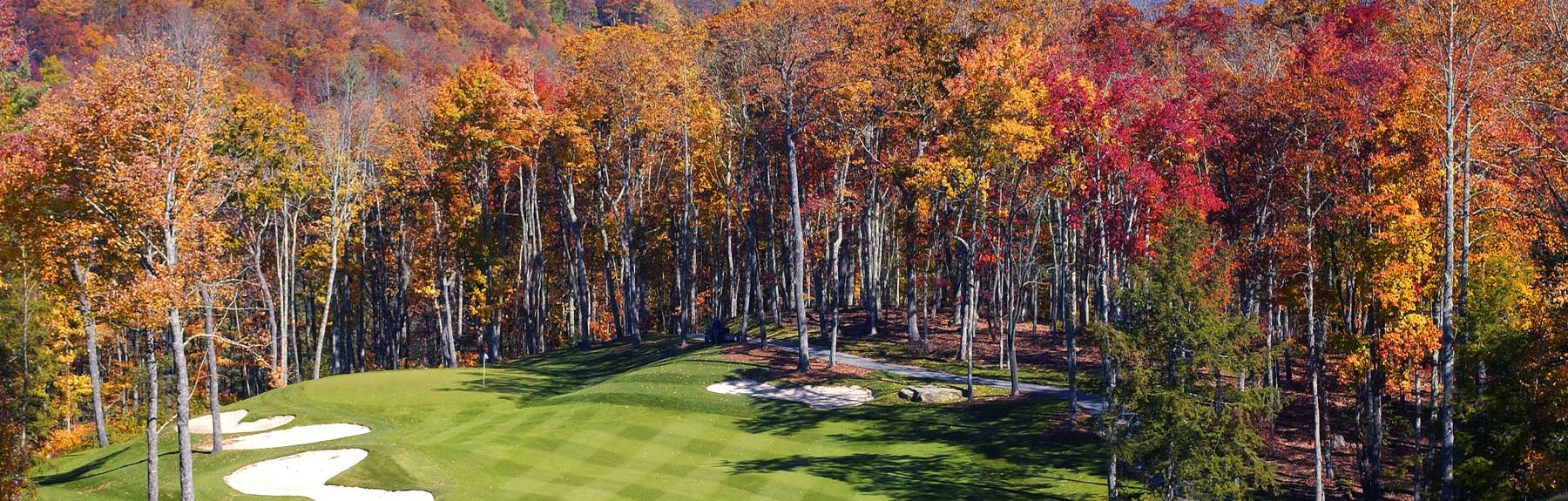 Trillium Links & Lake Club, Cashiers, NC, USA