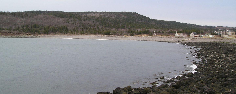 Parc provincial de Lake Midway, Nouvelle-Écosse, Canada