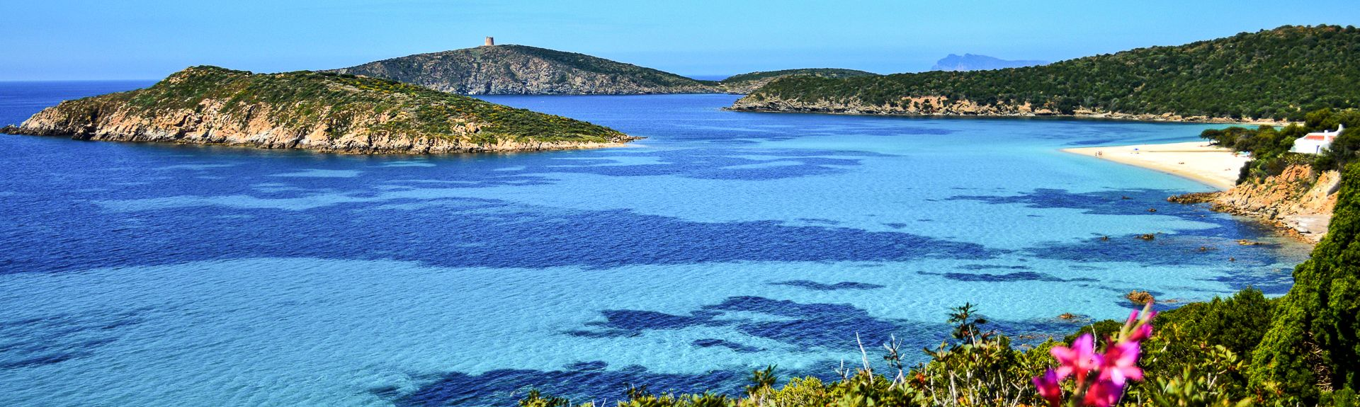 Porto Pinetto, South Sardinia, Sardinia, Italy