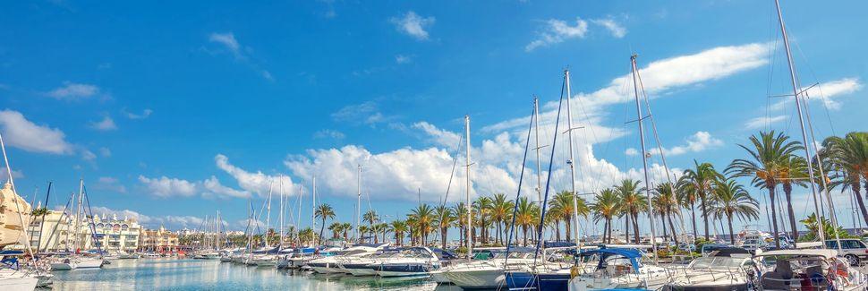 Costa del Sol Occidental, Andalusia, Spagna
