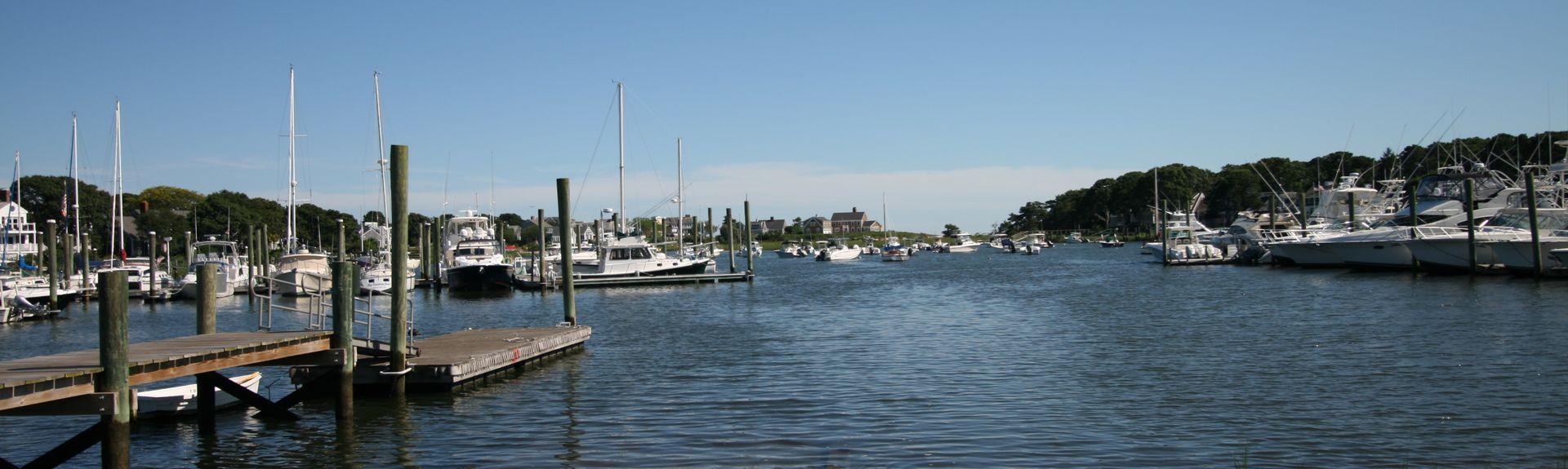 Bank Street Beach, Harwich Port, Massachusetts, USA