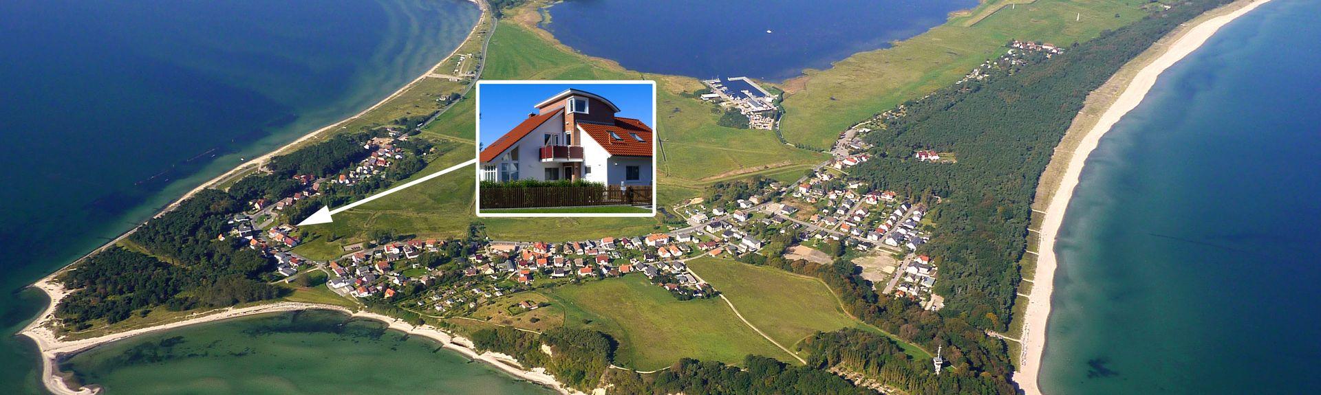 Bahnhof Wolgast Hafen, Wolgast, Mecklenburg-Vorpommern, Deutschland