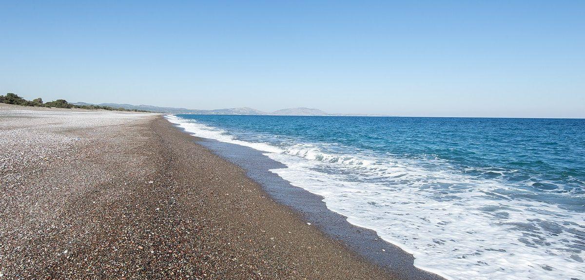 Notia Rodos, Wyspy Egejskie, Grecja