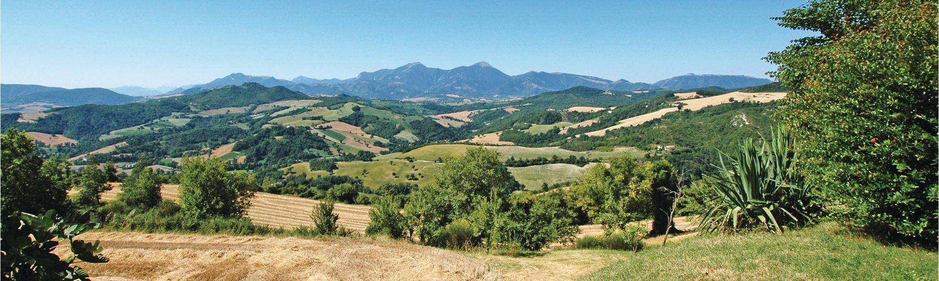 Mondavio, Marche, Italy
